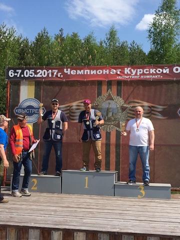 Курск 2017. Чемпионат Курской обл. Компакт.