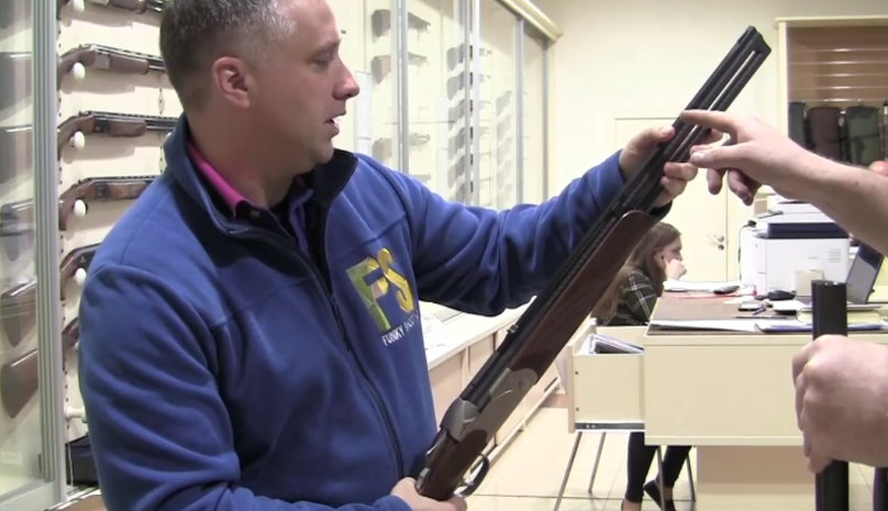 Обзор оружия Marocchi и Breda | Оружейный салон ИталРужье