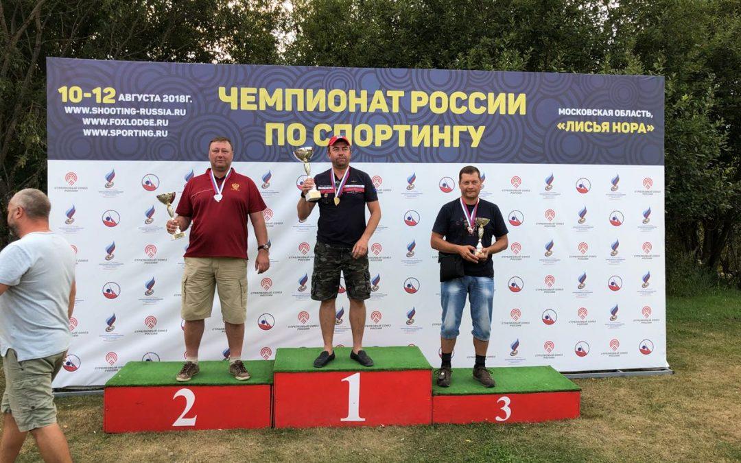 Сергей Калашников | Серебро Чемпионата России в кат.С