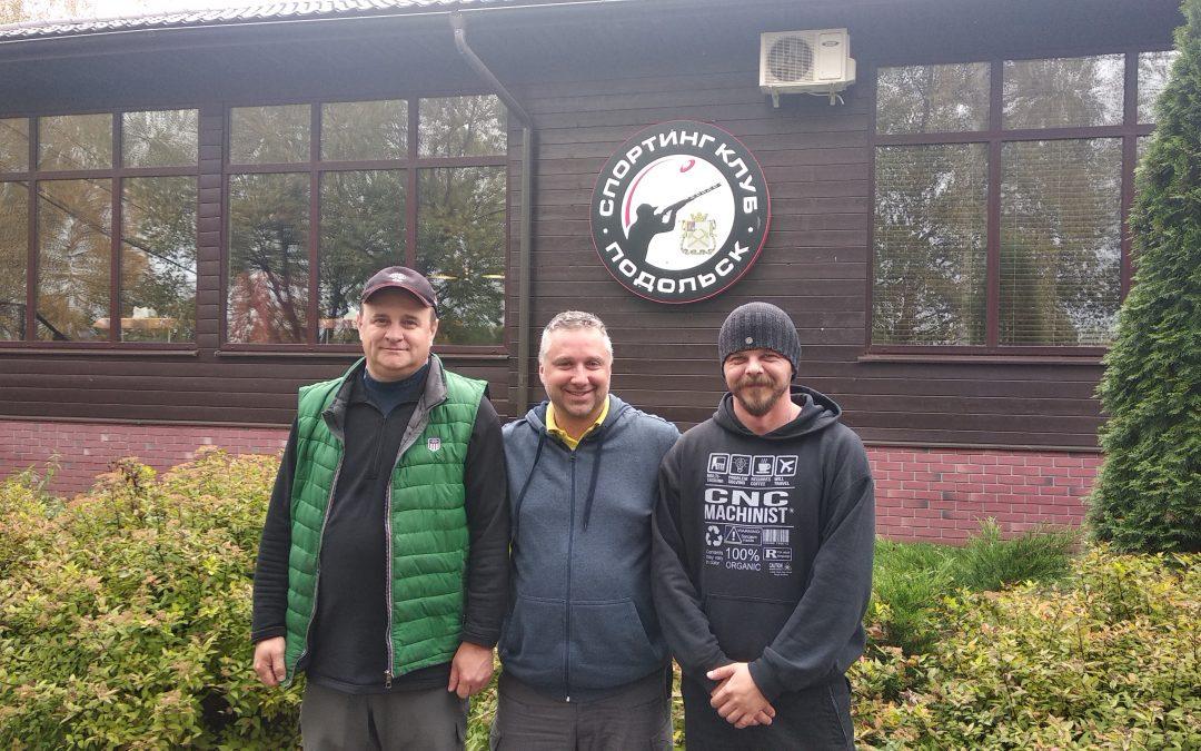 Обучающий курс по спортингу прошли стрелки из Хабаровска