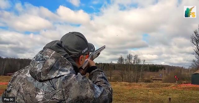 Практикум | Учимся стрелять лупер справа 👈