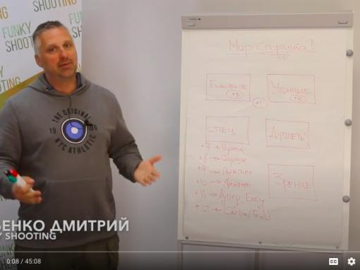 #13 Мир Спортинга Дмитрия Ильенко | Спец мишени | Стреляем мишень «из-за головы»