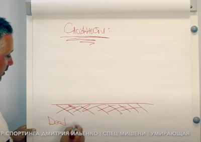 «Умирающая» мишень | Мир Спортинга Дмитрия Ильенко | Спец мишени