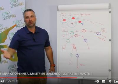 Как стрелять Дуплеты — Часть 1 | Мир Спортинга Дмитрия Ильенко